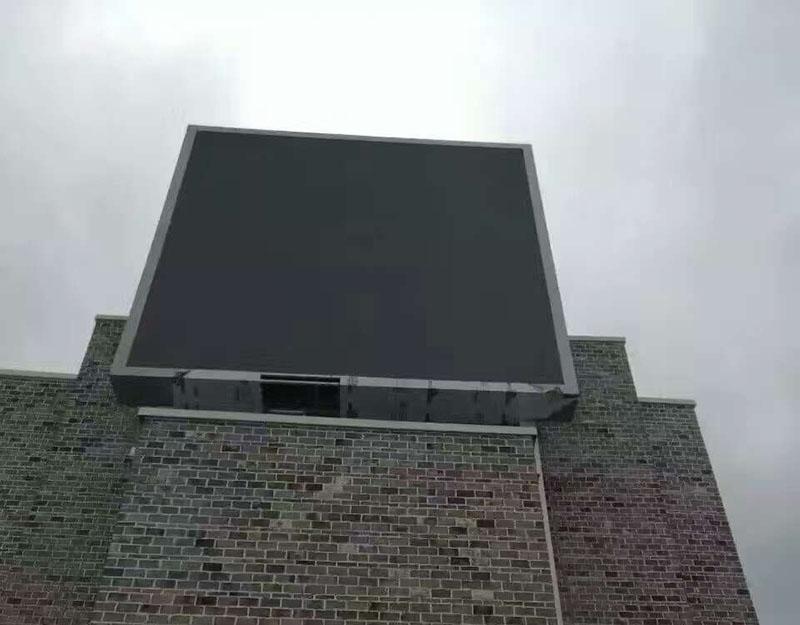 户外P10全彩LED显示屏